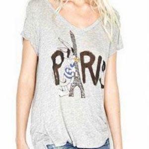 Never been worn!!! Lauren Moshi v neck tee